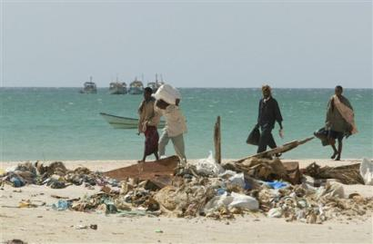 Europe's Waste in Somalia