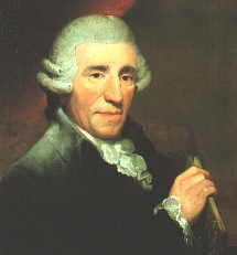 Thomas Hardy's Painting of Joseph Haydn