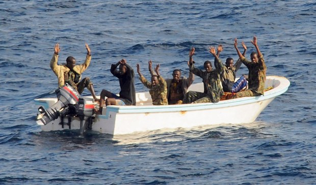 Somalian Maritime Resistance Forces