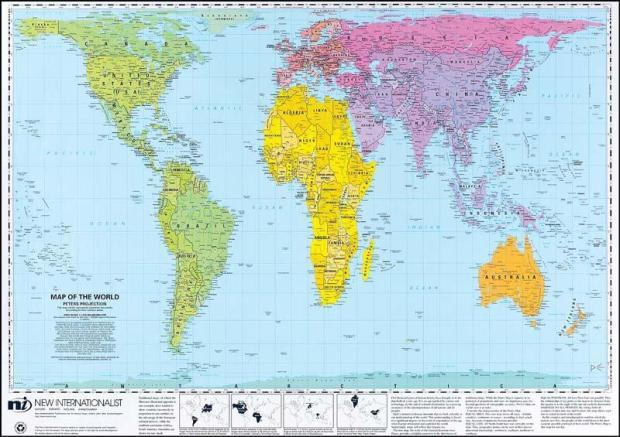petersmap