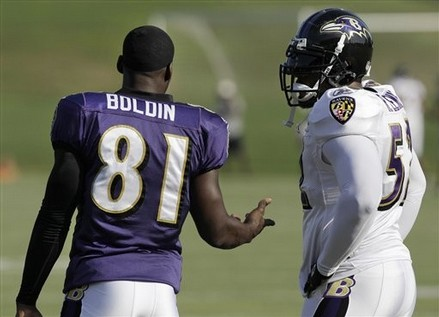 Anquan Boldin Discussing Exit Strategies